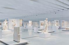 Louvre Lens von SANAA eröffnet  Foto: Iwan Baan