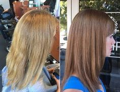 Color and Conditioning treatment: Before & Afterhair salon portland, best hair salon portland, hair portland, hair salons portland, hair salons portland oregon, hair salons in portland, hair salon in portland