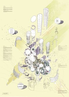 CHARACTER BUILDING - Bartlett BSc Architecture Unit 4 - Luke Pearson and Ana Monrabal Cook