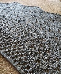 Ravelry: Darwin Shawl pattern by verybusymonkey