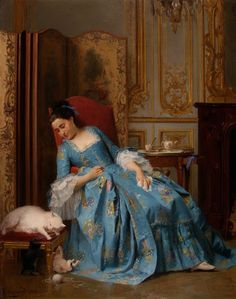 Maher Art Gallery: Joseph Caraud French born 1821 - died 1905