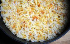 Esta rica forma de preparar arroz es increíblemente rica ¡y muy fácil!