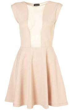 Party dress- topshop dress