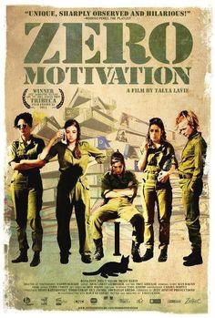 Critique de Zéro Motivation de Talya Lavie sorti le 19 août au cinéma du Nouvel Odéon via Haut et court