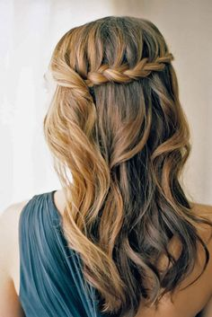 Braided Wedding Hair Ideas You Will Love ❤ See more…