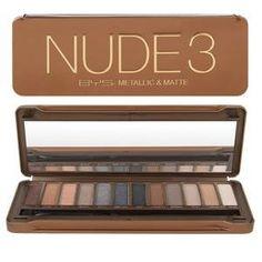 BYS Nude 3 Eyeshadow Palette -- Learn more by visiting the image link. Makeup Eyeshadow, Eyeshadow Palette, Diy Halloween Costumes For Kids, Beautiful Eye Makeup, Bys, Makeup Tips, Makeup Products, Makeup Ideas, Flowers In Hair