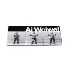 """Set of 3 Acrylic Magnets - Ai Weiwei's """"Dropping a Han Dynasty Urn"""", 18 GBP"""