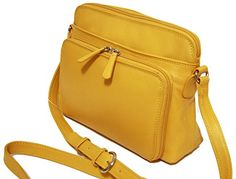 Genuine Soft Leather Cross Body Bag with Front Organizer Wallet in SUNFLOWER unbranded http://www.amazon.com/dp/B016JB8Y5Q/ref=cm_sw_r_pi_dp_Hoehwb1JJ4RCS