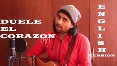 Duele El Corazon ENGLISH VERSION - Enrique Iglesias ft. Wisin