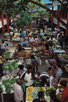 Sir Selwyn Selwyn Clarke Market, Market Street, Victoria, Mahe,Seychelles