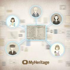 Vous pouvez maintenant extraire les informations des données historiques pour les insérer dans plusieurs profils de votre arbre généalogique ! Pour en savoir plus :  http://blog.myheritage.fr/2013/11/nouveau-enrichissez-plusieurs-profils-a-partir-dune-seule-donnee-historique/