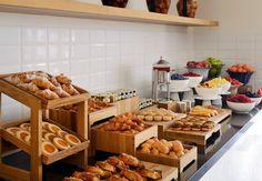 Breakfast buffet at Venice restaurant