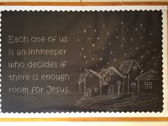 10 Christmas Bulletin Board Ideas for your Church - Godly Ladies Catholic Bulletin Boards, December Bulletin Boards, Christian Bulletin Boards, Winter Bulletin Boards, Preschool Bulletin Boards, Bullentin Boards, Church Activities, Christian Christmas, Churches Of Christ
