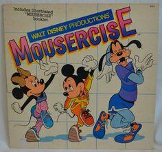Vintage Disneyland Record Walt Disney's by FloridaFinders on Etsy, $6.00