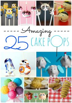 Cake Pops collection