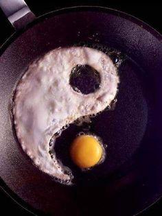 Fried yin and yang