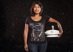 """Space Mission"" - Threadless.com - Best t-shirts in the world"