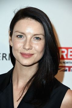 Caitriona Balfe (Claire Fraser of Outlander) #BAFTATea Party 2016