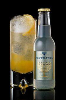 I'd call my version a Fever Flush: Vodka, Fever-tree Bitter Lemon, and a splash of grapefruit. Possibly the most refreshing thing imaginable.