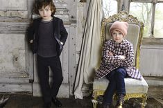Kid's Wear - Bonpoint AW 2015/16