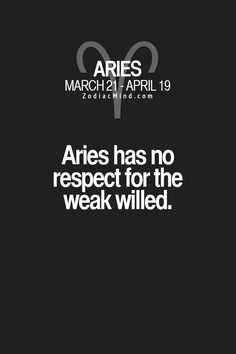 Aries: The BEST zodiac sign • zodiacmind: Fun facts about your sign here