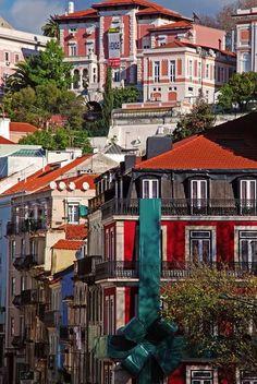 Lisboa by Luis Novo, Lisbon, Portugal