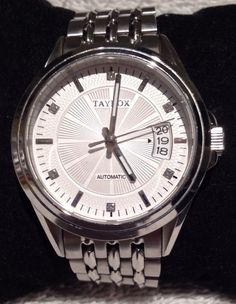 Tayrox Tayroc TXM001 Watch Stainless Steel Box First of Company RARE SOLD OUT! #Tayrox