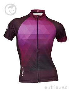 #Ride Random - Outfoxed womens jersey Anything goes……so go with it. Mix it up. Forget the rules. Break the boundaries. www.outfoxedwomenscycling.co.uk