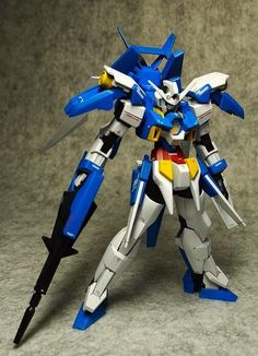 HG 1/144 Gundam AGE-2 Kai - Custom Build - Gundam Kits Collection News and Reviews