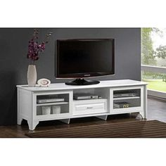 Rack Para Tv Lh6041 Branco