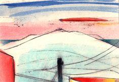 Paesaggio - Acquerello