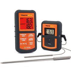TP08S Digitales Barbecue-Thermometer Aufbewahrungstasche Für ThermoPro TP-07