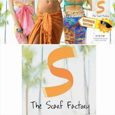 Just because The Scarf Factory is so game for summer! Come and visit us! @thescarffactory.ph