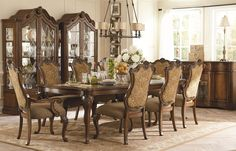 Pemberleigh Formal Dining Room Group by Legacy Classic