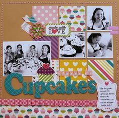 Clases de Cupcakes - Scrapbook.com