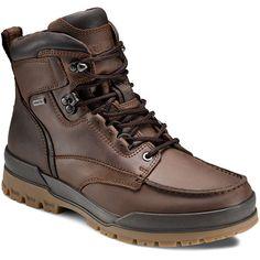 3044778d749  Ecco  waterproof  goretex Track 6 Gtx Moc Boot in Cocoa Coffee  229.95