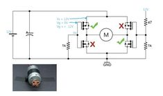 A H-Bridge Motor Controller Tutorial Makes it Simple to Understand