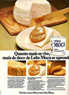 Propaganda Leite Moça by Luiz Fernando / Sonia Maria, via Flickr