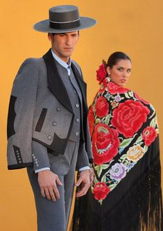 Andalusian Traditional Campero costumes for men Short Flamenco dresses