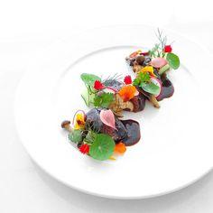 Food Plating Techniques, Michelin Star Food, Food Sculpture, Creative Food Art, Modern Food, Food Decoration, Foodblogger, Special Recipes, Food Presentation