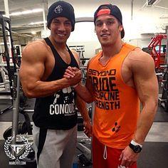 Marc Fitt & Christian Guzman!