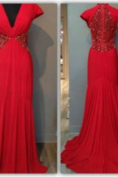 Red Prom Dresses,Prom Dresses 2015,Women Summer Dresses,A-Line Prom Dresses,Wedding Dresses 2015,Bridal Gowns,Prom Gowns