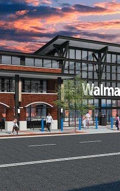 5 Surprises At The New Big City Walmart In Washington, D.C. | Fast Company | Business + Innovation