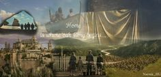 Home is where our story begins...