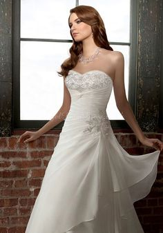 e89414cf23 close up of the front Mori Lee Wedding Gowns