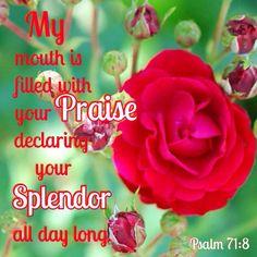 Psalm 71:8