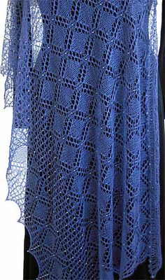 Ravelry $8.50 Evening pattern by Laura Patterson
