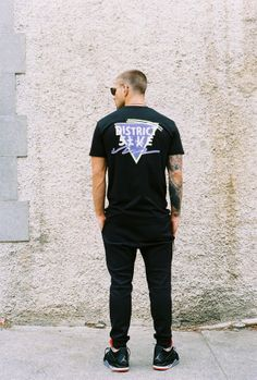 District 5ive Disco Tee              #district5ive #d5 #streetwear #mensstyle #fashion #sneakers #screenprinting #melbourne #disco #retro #throwback