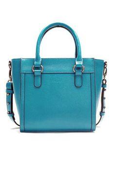 Fave color, cool bag!