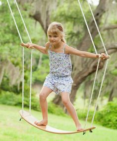 Look at this Swurfer Swing on #zulily today!